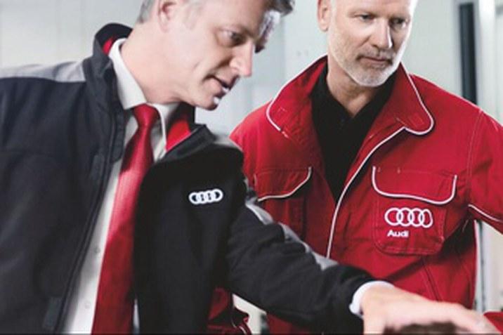 Audi segment 4+