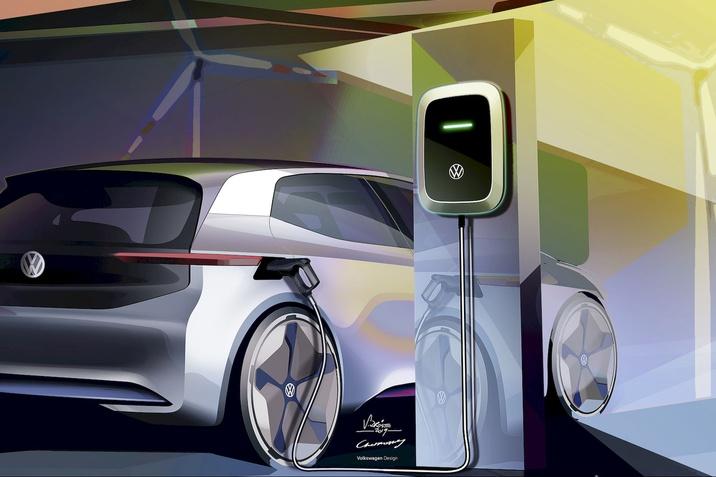 Darius Motors Ploiesti - Volkswagen I.D.