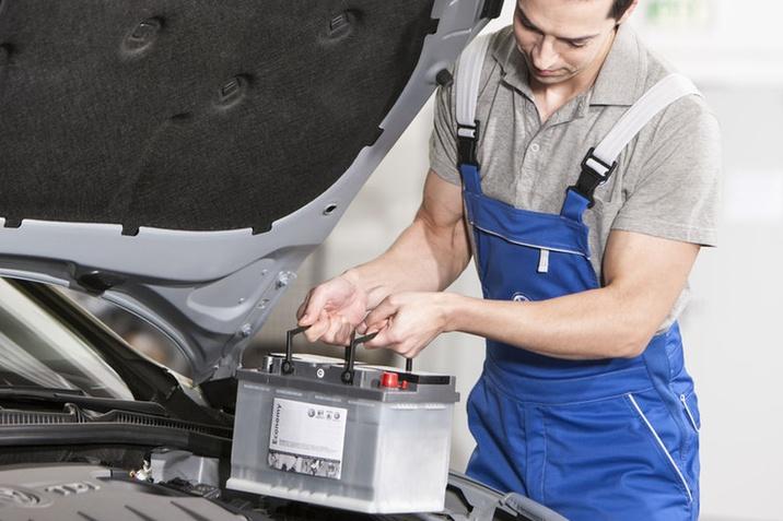 Bateriile originale Volkswagen la Darius Motors Ploiesti